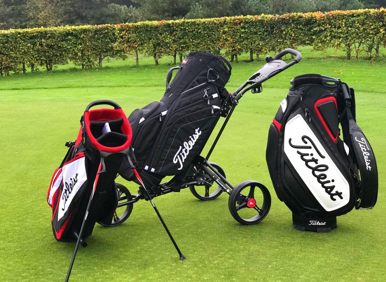 Bags - golfudstyr