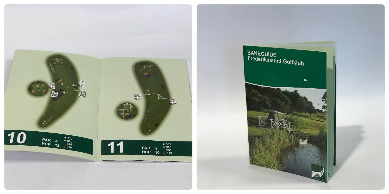 Baneguide - golfudstyr