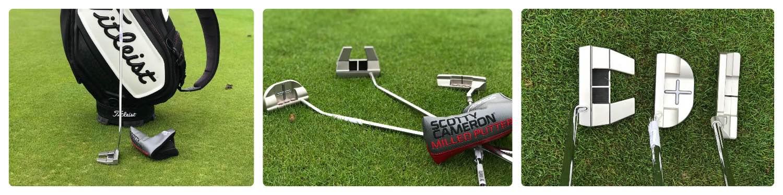 Puttere - golfudstyr